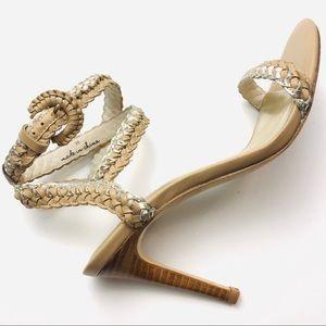 Joie Adita Stiletto Sandal - EUC